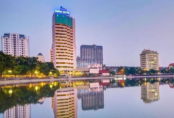 Khách sạn Hà Nội nằm trong số những công trình chưa đảm bảo đầy đủ điều kiện về PCCC - Ảnh: Internet