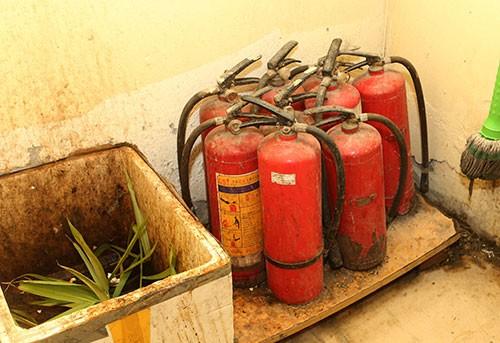 Chung cư ở Hà Nội hoạt động 10 năm chưa nghiệm thu phòng cháy hình 1