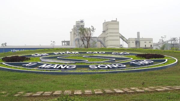 HUD đã xóa được các khoản nợ vay gần 126 tỷ đồng nhờ việc chuyển giao Công ty CP Xi măng Sông Thao cho Vicem. Ảnh: Việt Phong