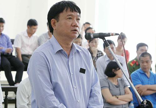 VKS đề nghị áp dụng tình tiết giảm nhẹ cho ông Đinh La Thăng hình 1