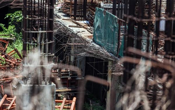 """Hàng nghìn tỷ đồng chỉ để """"đổ"""" vào đống hoang tàn Usilk City hình 4"""