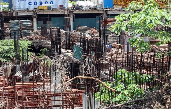 """Hàng nghìn tỷ đồng chỉ để """"đổ"""" vào đống hoang tàn Usilk City hình 5"""