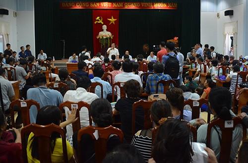 Dự án bị khách hàng đòi hơn 1.000 sổ đỏ ở Quảng Nam 'có sai phạm' hình 1