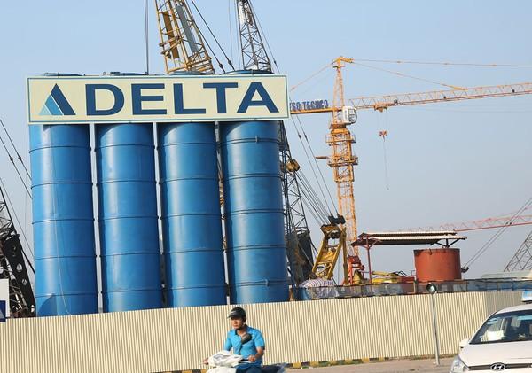 Nhiều bất đồng xung quanh việc Công ty TNHH Xây dựng Dân dụng và Công nghiệp Delta bị loại. Ảnh: Minh Yến