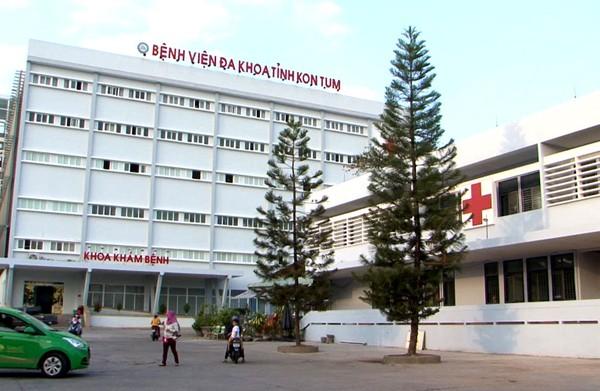 Gói thầu số 1 Thuốc generic do Bệnh viện Đa khoa tỉnh Kon Tum tổ chức đấu thầu tập trung. Ảnh: Thu Trang
