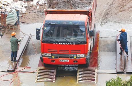 Nhiều nhà thầu đang coi nhẹ việc đảm bảo vệ sinh môi trường khi thi công