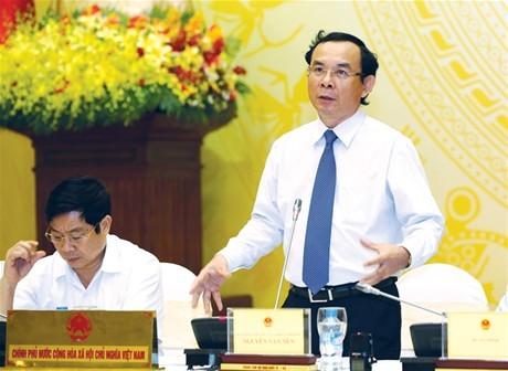 Chính phủ chỉ đạo giải quyết  nhiều vấn đề nóng trong nền kinh tế