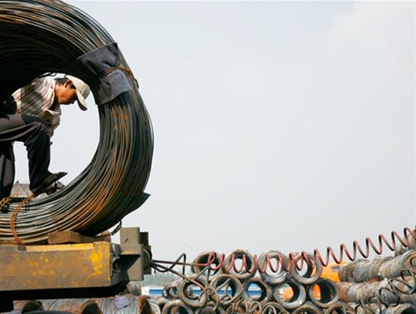 Thách thức lớn đối với  doanh nghiệp ngành thép