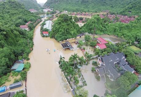 Quảng Ninh: Nhìn lại quy hoạch  từ thiệt hại do mưa lũ
