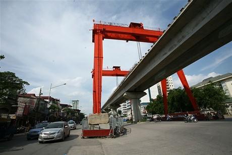 Để nhà thầu trong nước tiến tới  làm chủ công nghệ thi công đường sắt đô thị