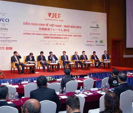 Tăng cường hợp tác kinh tế Việt Nam - Nhật Bản trong bối cảnh hội nhập