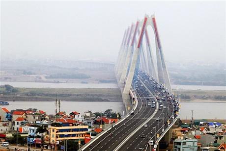 Vốn ODA Nhật Bản góp phần thay đổi  kết cấu hạ tầng Thủ đô Hà Nội
