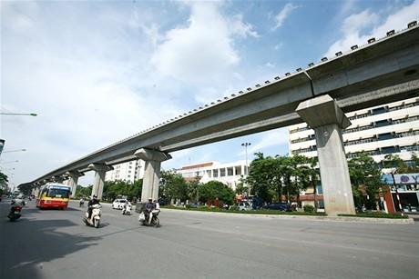 Thiếu sự phối hợp chặt chẽ trong các dự án đường sắt đô thị tại Hà Nội