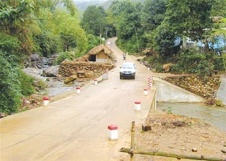 Dự án Giảm nghèo các tỉnh miền núi phía Bắc giai đoạn 2: Công tác đấu thầu thực hiện đúng quy định