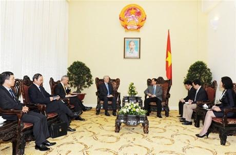 ADB sẵn sàng đáp ứng nhu cầu vốn cho kết cấu hạ tầng tại Việt Nam