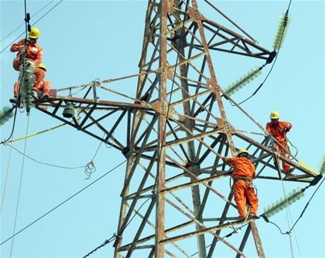 Tiến độ thi công các công trình điện của EVN đều đạt kế hoạch
