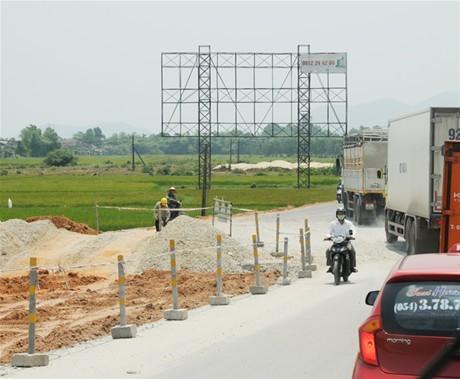 Có thể đầu tư cải tạo, nâng cấp Quốc lộ 45 tại Thanh Hóa theo hình thức PPP