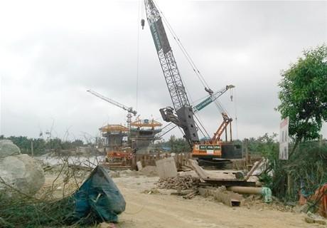 Hải Phòng: Dự án Phát triển  giao thông đô thị bị chậm tiến độ