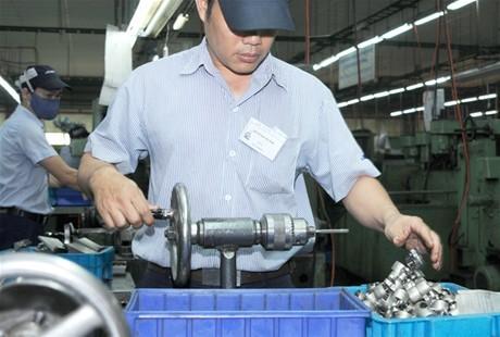 Chỉ số giá sản xuất hàng công nghiệp 9 tháng đầu năm giảm 0,74%