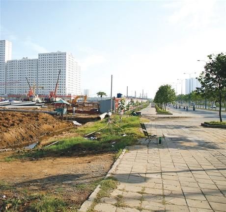 TP.HCM sẽ lập 7 dự án quy hoạch mới trong các năm 2015 - 2016