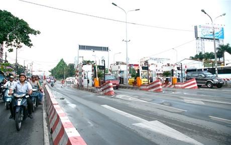 Công trình giao thông chất lượng kém,  chậm tiến độ do nhà thầu yếu năng lực
