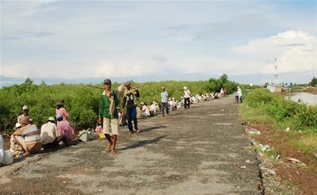 Nhiều sai phạm trong đấu thầu  nâng cấp đê biển, đê sông tại Bình Định