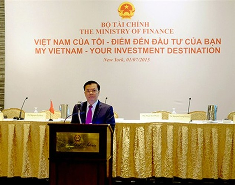 Nhà đầu tư Mỹ ấn tượng về môi trường đầu tư Việt Nam