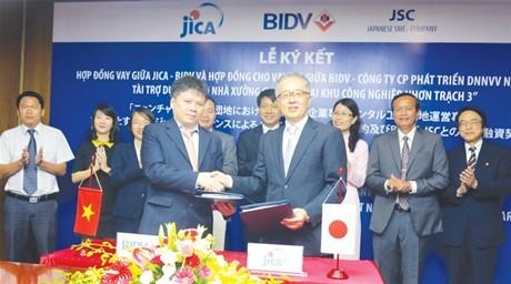 Vay 24 triệu USD đầu tư dự án Khu nhà xưởng cho thuê tại KCN Nhơn Trạch 3 (Đồng Nai)