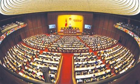 Quốc hội thông qua  Luật Kiểm toán nhà nước (sửa đổi)