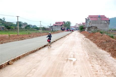 Lạng Sơn: Yêu cầu nhà thầu đẩy nhanh tiến độ 2 dự án giao thông