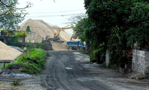 Đấu giá Quyền sử dụng đất và nguyên trạng tài sản gắn liền với đất tại huyện Thường Tín, thành phố Hà Nội