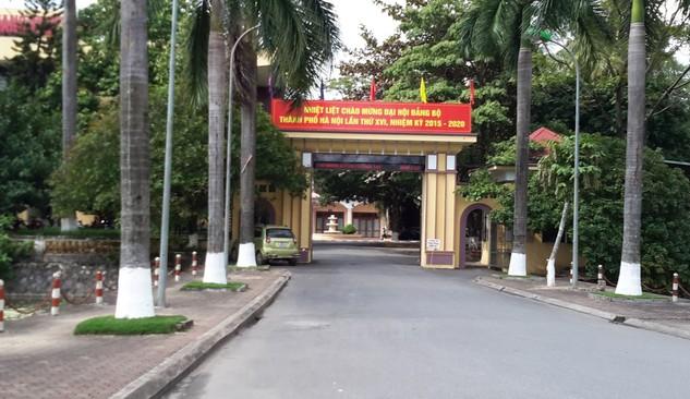 Đấu giá Quyền sử dụng đất tại huyện Thạch Thất, TP. Hà Nội