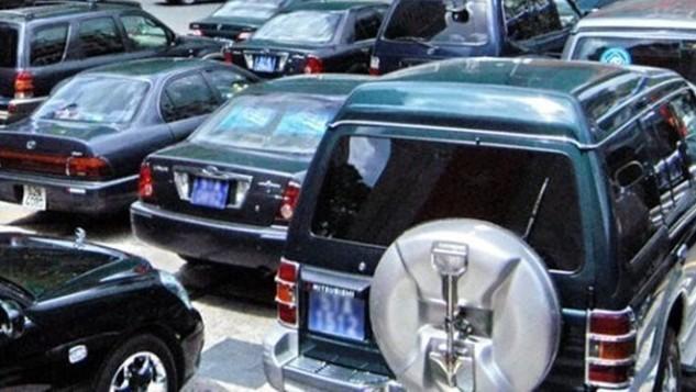 Tổng cục Đường bộ thanh lý ôtô giá 6 triệu đồng một chiếc.