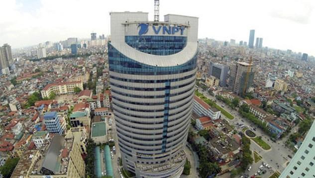 Trụ sở Tập đoàn VNPT.