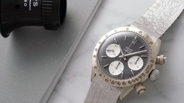 Đồng hồ Rolex Daytona Reference 6265 - Ảnh: CNBC.