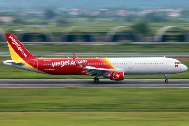 Vietjet mở đường bay kết nối TP.HCM với Đài Trung