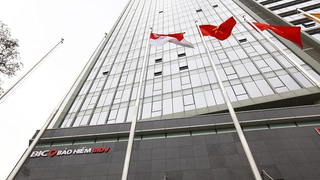 Bảo hiểm BIDV lãi 107 tỷ đồng trong 9 tháng