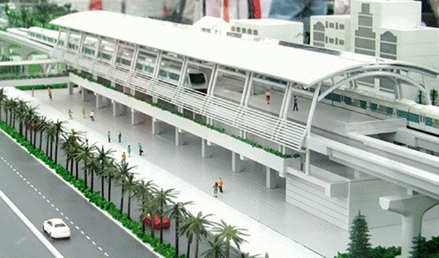 Tham vấn phát triển khu vực nhà ga tuyến metro 3a (TP.HCM)