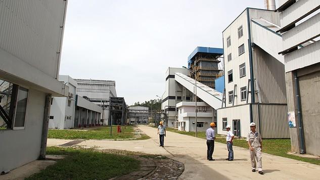 Nhà máy sản xuất nhiên liệu sinh học Bio-Ethanol Dung Quất là một trong các dự án hiện không còn vốn lưu động để hoạt động Ảnh: Tường Lâm