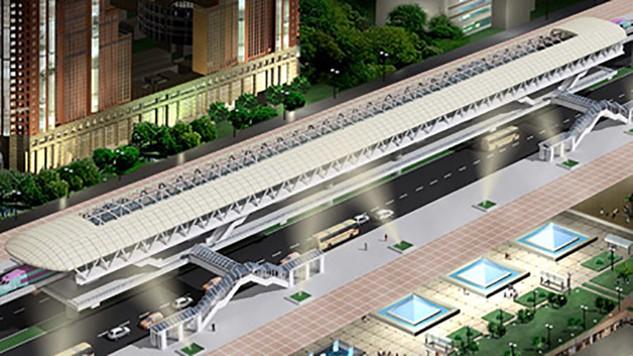 Đẩy nhanh tiến độ GPMB 4 ga ngầm đường sắt đô thị Hà Nội