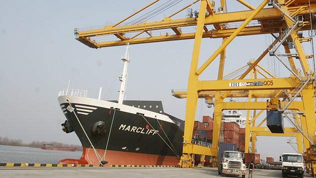 Bộ GTVT sẽ đẩy mạnh việc xã hội hóa đầu tư phát triển kết cấu hạ tầng cảng biển bằng các hình thức PPP Ảnh: Tường Lâm