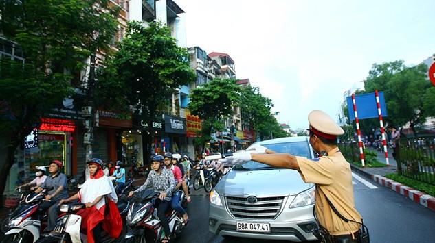 Hơn 1,5 triệu lượt xe vi phạm tốc độ trong 10 tháng Ảnh: Tường Lâm