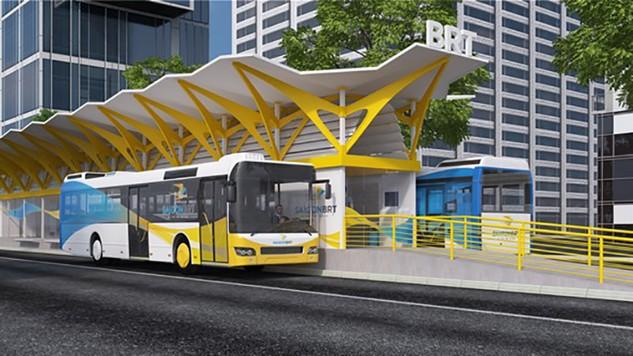 Đầu tư 1400 xe buýt wifi, tiêu chuẩn châu Âu