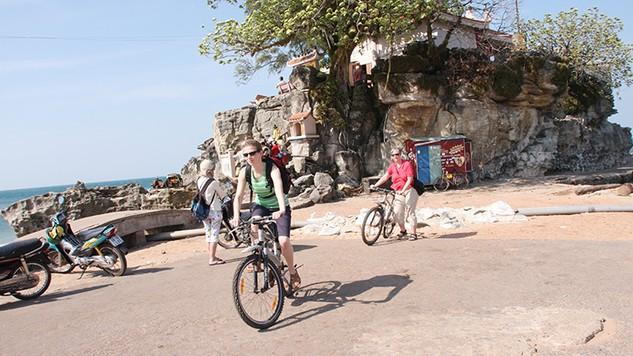 Mục tiêu của Quỹ là thúc đẩy tăng trưởng du lịch tại Campuchia, Lào, Myanmar và Việt Nam  Ảnh: Tường Lâm