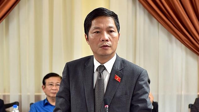 Bộ trưởng Công Thương Trần Tuấn Anh khẳng định sẽ tiếp tục quyết liệt cải cách thể chế và tái cơ cấu bộ máy.