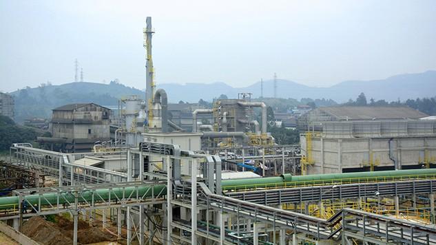 Xử lý vi phạm tại dự án thuộc Tập đoàn Hóa chất Việt Nam