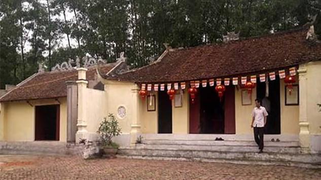 Lập Quy hoạch bảo tồn Khu di tích Lý Nam Đế (Thái Nguyên)