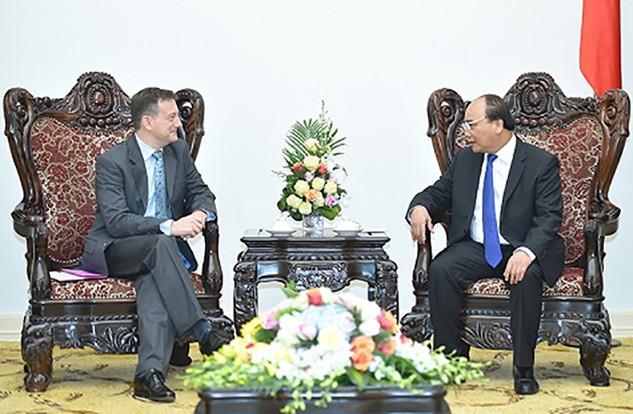 Mong muốn có nhiều hơn dự án của nhà đầu tư Pháp tại Việt Nam