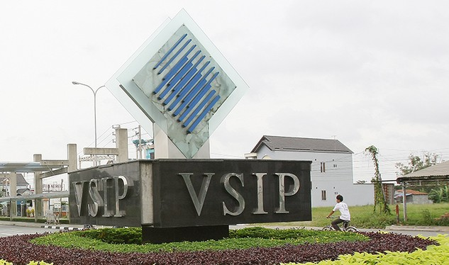 """Thủ tướng Chính phủ vừa chấp thuận chủ trương đầu tư Dự án """"Đầu tư xây dựng và kinh doanh cơ sở hạ tầng KCN Việt Nam – Singapore III""""  Ảnh: Tường Lâm"""
