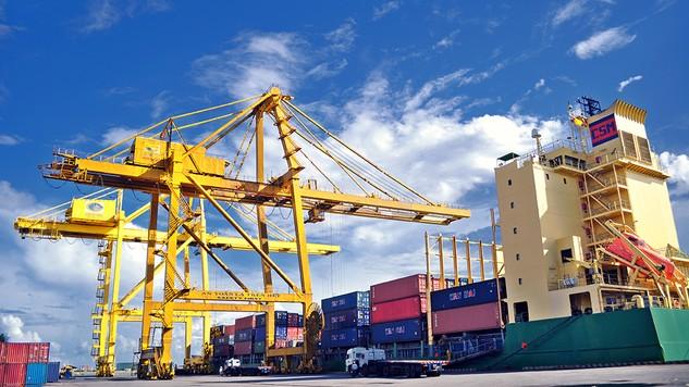 Chính thức niêm yết 66 triệu cổ phiếu Cảng Đà Nẵng trên HNX